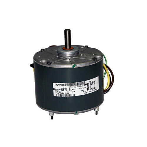 1/4 HP CW 208-230V 1100 RPM Condenser Fan Motor Product Image