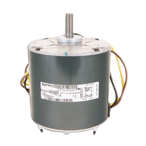 1/3 HP CW 460V 1100 RPM Condenser Fan Motor Product Image