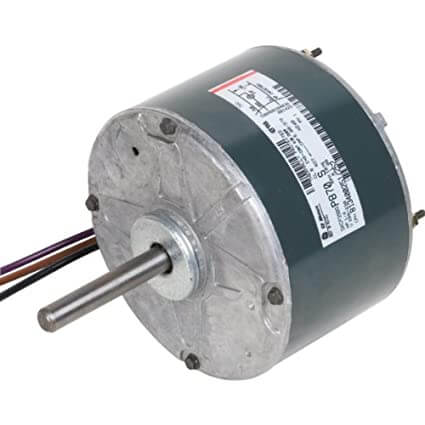 1/4 HP CW 208-230V 1100/900 RPM Condenser Fan Motor Product Image