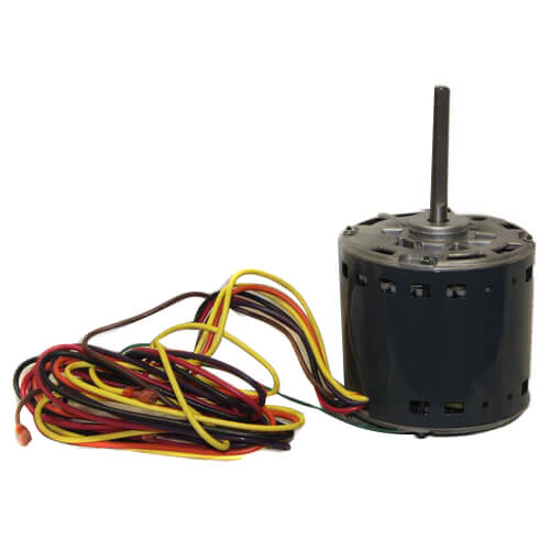 1/2 HP CCW 460V 1075 RPM 48FR Blower Motor Product Image