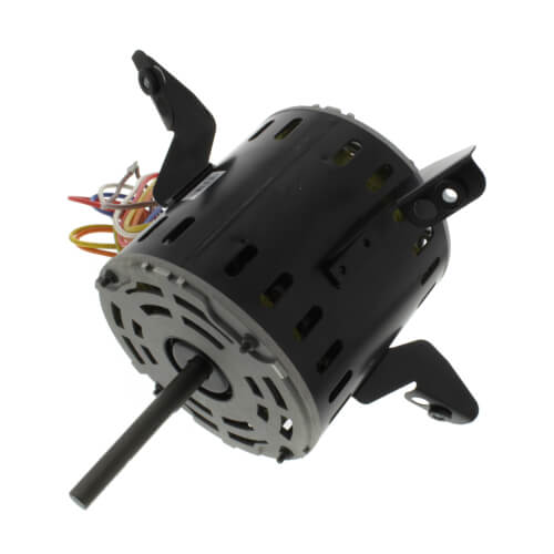 5 Speed Blower Motor, 1 PH, 115V, 3/4 HP, 1075 RPM Product Image