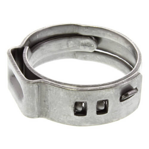 "1/2"" Stainless Steel Clamp (100/bag) Product Image"