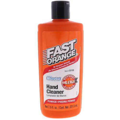 Fast Orange Pumice Hand Cleaner, 7.5 oz. Product Image