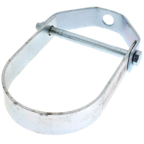 "3"" Electro-Galvanized Clevis Hanger Product Image"