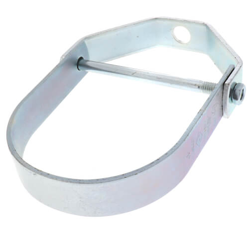 """4"""" Electro-Galvanized Clevis Hanger Product Image"""