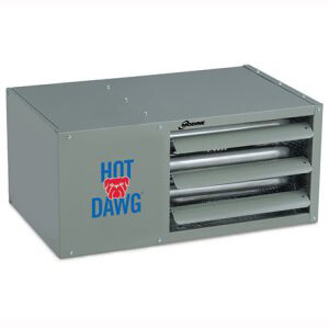 HDS45 Hot Dawg Natural Gas Separated Combustion Heater (45,000 BTU) Product Image