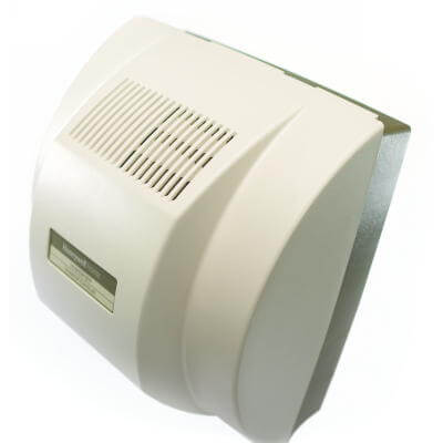 Whole House 18 Gallon Evaporative Fan-Powered Flow-through Humidifier Product Image