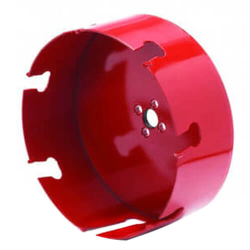 """4-1/8"""" Quick Action Carbide Tipped Hole Saw Product Image"""