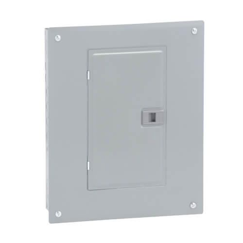 Homeline 24 Circuit Indoor Main Lug Plug-On Neutral Load Center, 12 Space, 120/240V w/ Ground Bar (125A) Product Image