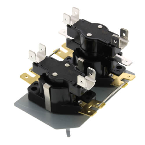 DPDT-SPST Heat Sequencer (2 Timings, 3 Switches) Product Image