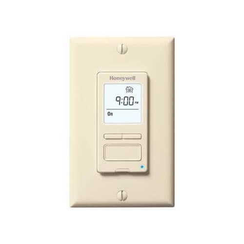 Digital Bath Fan Control (Biscuit) Product Image