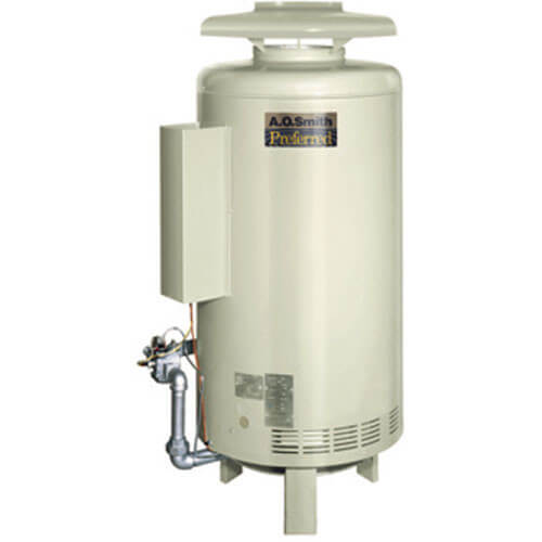 HW-520-NG Burkay 416,000 BTU Output Electronic Ignition Hot Water Boiler (Nat Gas) Product Image