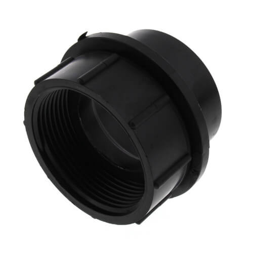 """1-1/2"""" SPG x FIPT ABS Swivel Adapter (58032SW) Product Image"""