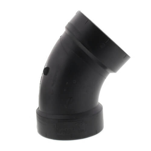 """2"""" H x H ABS 45° Elbow (5806) Product Image"""
