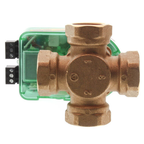 I100t4s 1 Taco I100t4s 1 1 4 Way Setpoint I Series Mixing Valve Threaded