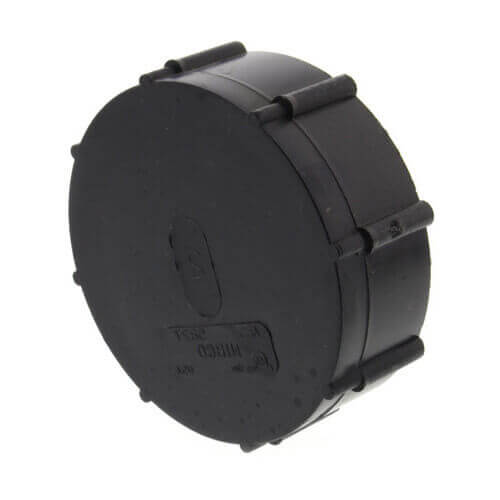 "3"" FIPT ABS Cap (5827) Product Image"