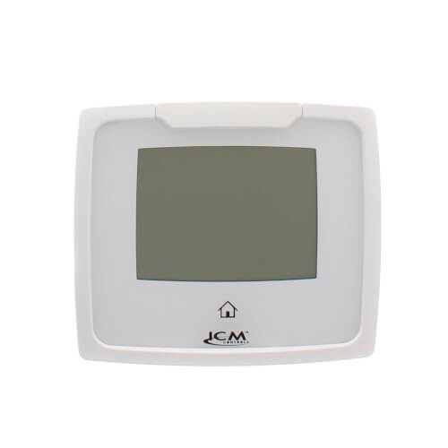 7 Day Programmable Touch Control Dual Power Thermostat w/ Heat Pump (3H/2C) Product Image