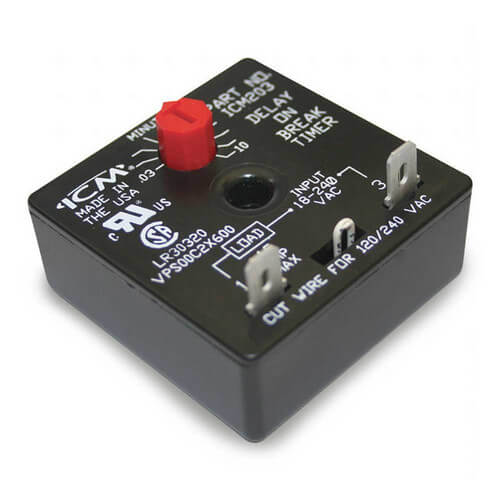 ICM203 - ICM Controls ICM203 - ICM203 Delay on Break Timer ... on