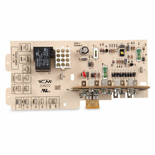 ICM272 Fan Blower Control, Direct OEM Replacement - Dual On/Off Delay Timer Product Image