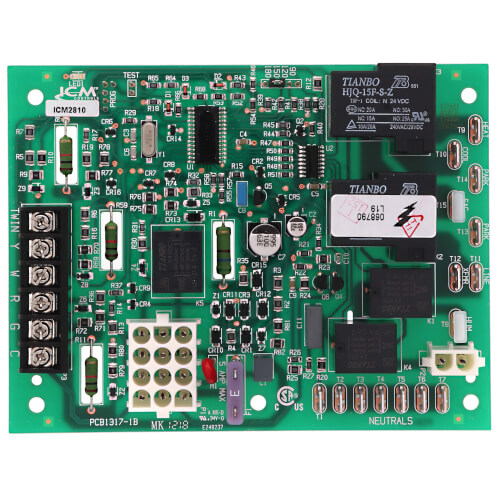 ICM2810 Furnace Ignition Control Board for Goodman PCBBF136 and PCBBF140 Product Image