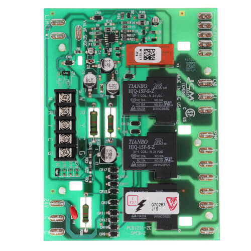 Replaces all BCC1 ICM Controls ICM289 Furnace Control Replacement for Lennox Control Boards BCC2 and BCC3 Circuit Boards