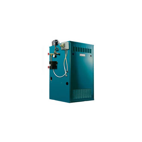 in7 130000 btu output independence steam boiler w/ ezconnect package  electronic ignition nat gas