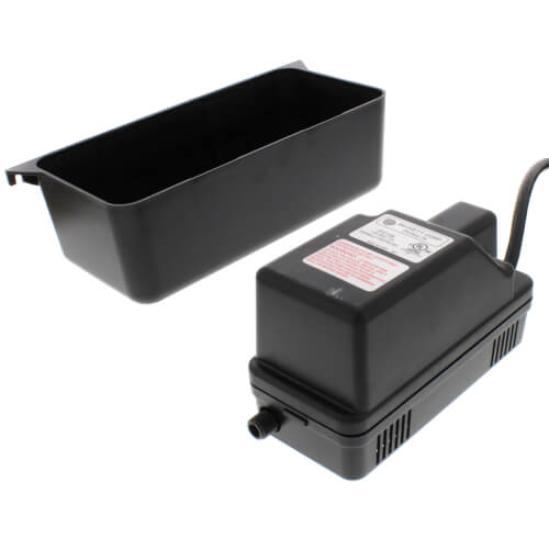 In Pan Pump W/ Safety Switch (1/50 HP, 115V) Product Image