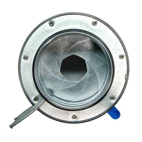 "IR Series 12"" Duct Iris Damper Product Image"