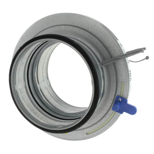 "IR Series 6"" Duct Iris Damper Product Image"