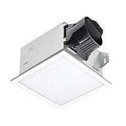 ITG100ELED BreezIntegrity Series, Single Speed Fan w/ Dimmable Edge-Lit LED (100 CFM) Product Image