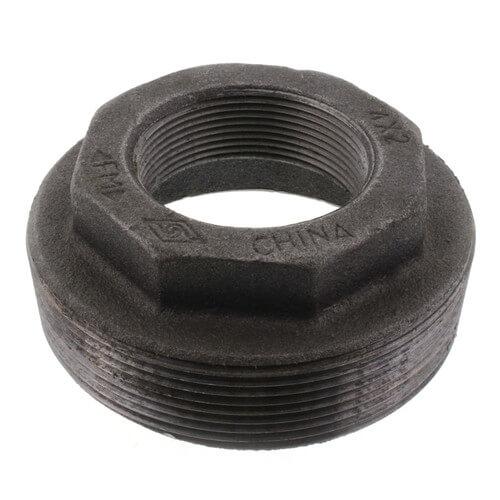 "4"" x 2"" Black Bushing w/ Inside Head Product Image"