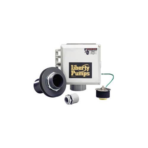 Pump Station Junction Box, 230V receptacle Product Image