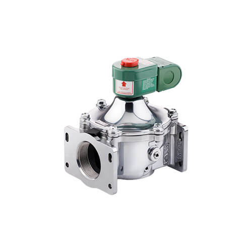 "2"" General Purpose Gas Shutoff Valve, 55 Cv (2,940,500 BTU) Product Image"