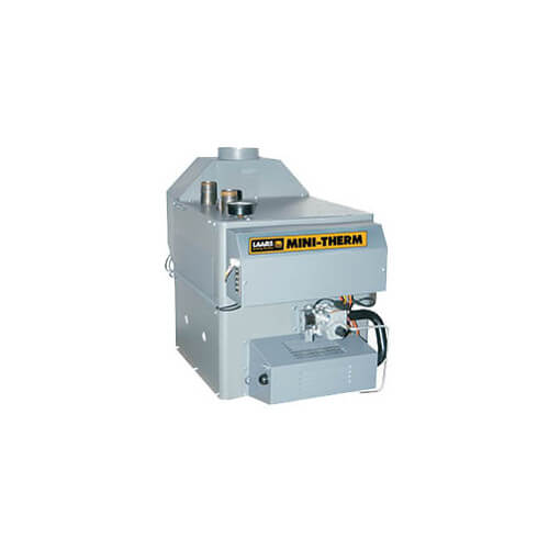 JVS-100 85,000 BTU Output Mini-Therm Gas-Fired Hydronic Boiler (NG) Product Image