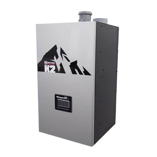 K2WT-100, 80,000 BTU Output Watertube High Efficiency Boiler Product Image