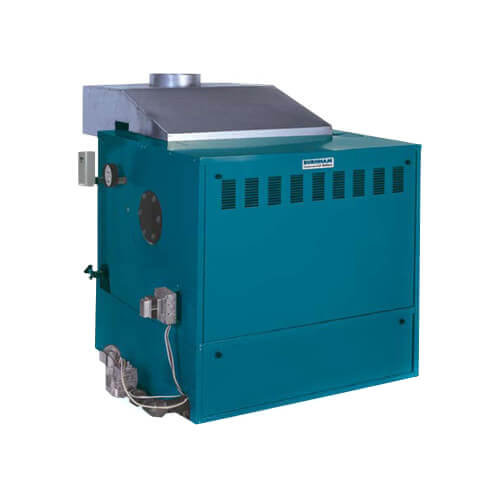 5006B, 241,000 BTU Commercial Atmospheric Vent Gas-Fired Steam Boiler (NG) Product Image