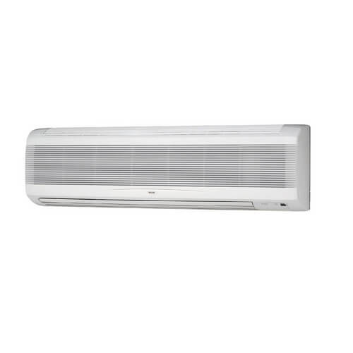 khs2672r sanyo khs2672r 25 200 btu ductless mini split wall mounted air conditioner indoor. Black Bedroom Furniture Sets. Home Design Ideas