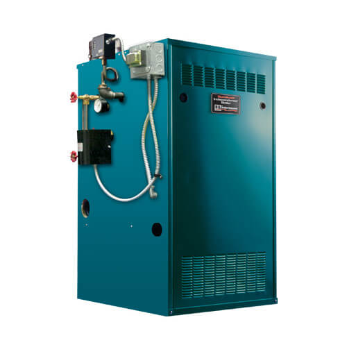 IN11, 216,000 BTU Output Independence Steam Boiler w/ Damper, Electronic Ignition (NG) Product Image