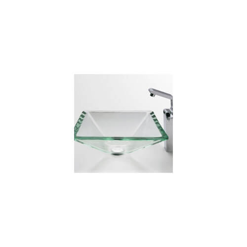 C GVS 901 19MM 14200   Kraus C GVS 901 19MM 14200   Kraus Aqua Marine Clear  Glass Sink and Exquisite Inpressio Faucet Combo  Chrome. C GVS 901 19MM 14200   Kraus C GVS 901 19MM 14200   Kraus Aqua