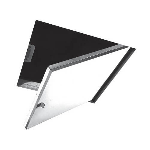 """18"""" x 18"""" KSTDW Concealed Sesame Ceiling Access Hatch for Drywall Ceilings Product Image"""