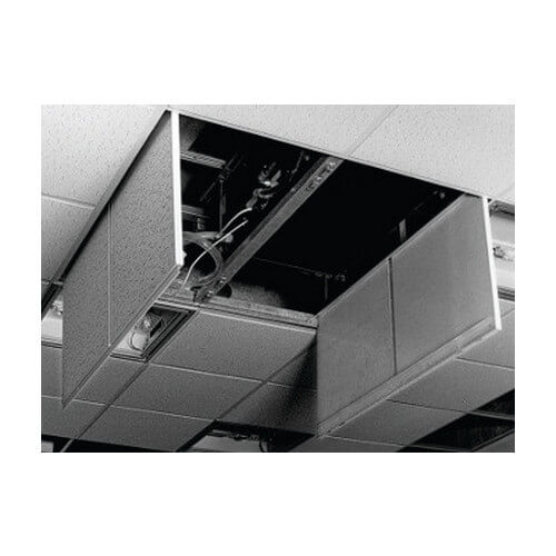 """24"""" x 24"""" KSTE Exposed Sesame Ceiling Access Hatch for Ceiling Tile Product Image"""