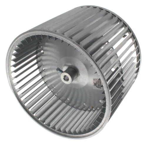 """10-5/8"""" Convex Double Inlet Blower Wheel with Direct Drive, CCW (1/2"""" Bore) Product Image"""