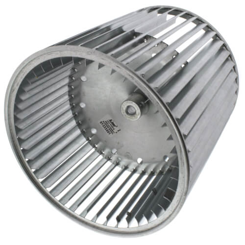 "9-1/2"" Concave Double Inlet Blower Wheel with Direct Drive, CW (1/2"" Bore) Product Image"