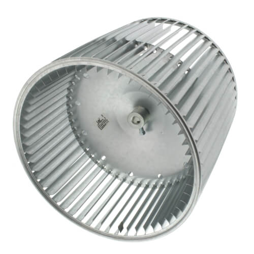 """11-3/4"""" Concave Double Inlet Blower Wheel with Direct Drive, CW (1/2"""" Bore) Product Image"""