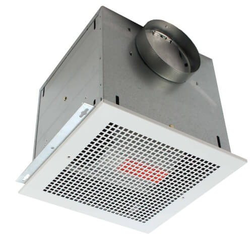 "L150MG Ceiling Mount Ventilation Fan w/ Metal Grille, 6"" Round Duct (164 CFM) Product Image"