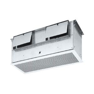 "L3500EXL In-Line Cabinet Ventilation Fan, 7-3/4"" x 33-3/4"" Duct (3,452 CFM) Product Image"
