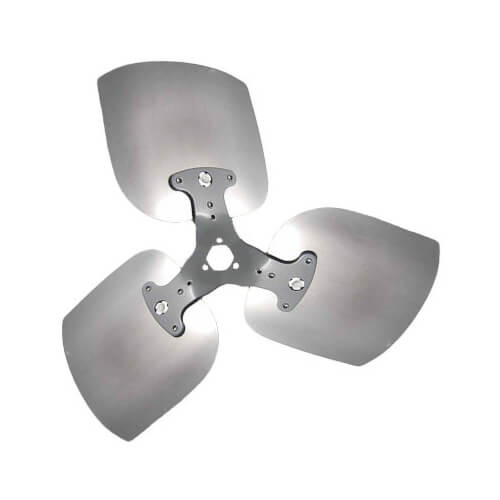 "18"" 3-Blade Heavy Duty Condenser Propeller, CCW (30º Pitch) Product Image"