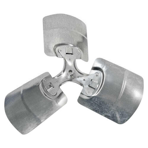 Condenser Fan Blade LA01RA027 for R410 Heat Pump Product Image