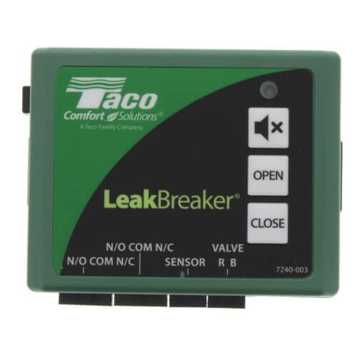 "LeakBreaker 3/4"" NPT Water Heater Shut-Off Valve & Actuator Product Image"