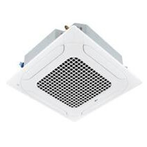 27,000 BTU Ductless Single Zone Air Conditioner/Inverter Ceiling Cassette Heat Pump (Indoor Unit) Product Image